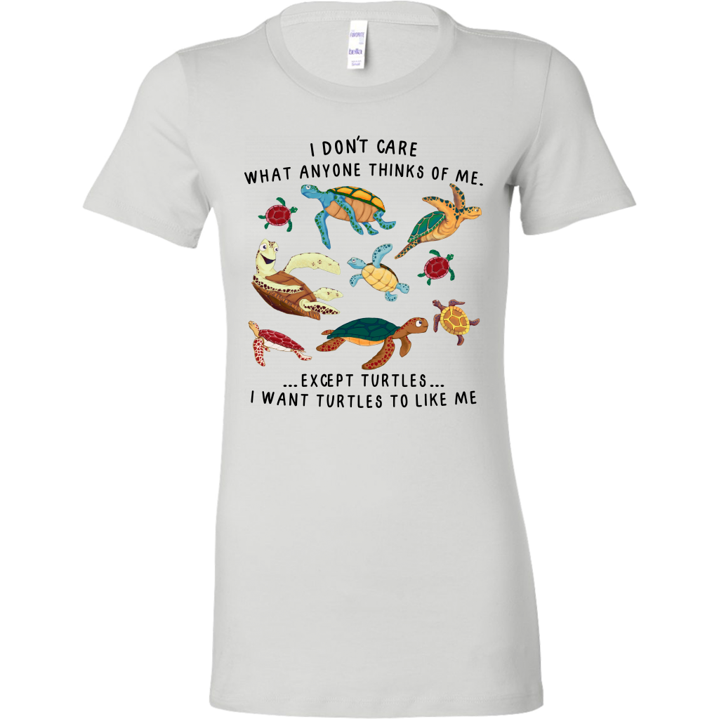 I Want Turtles To Like Me T-shirt