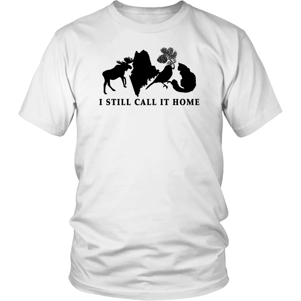 Maine I Still Call It Home Sweatshirt