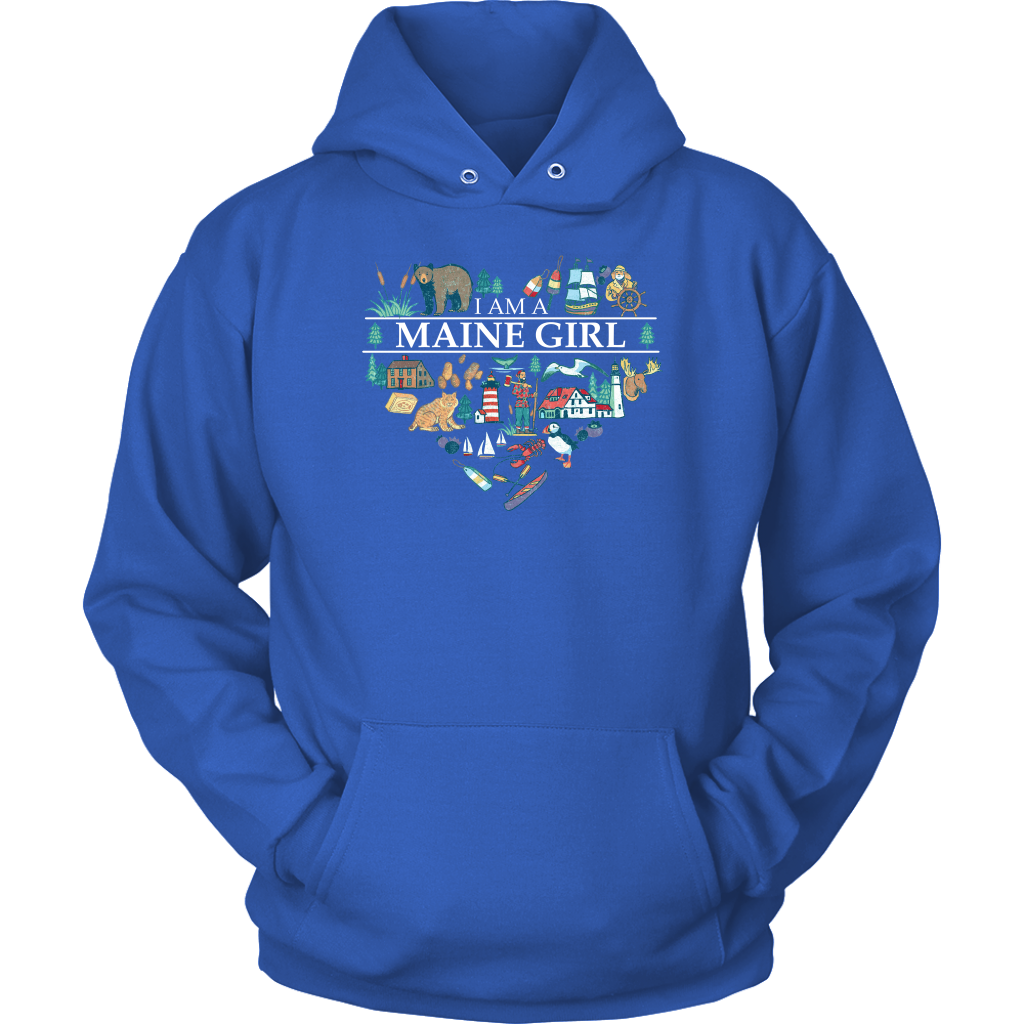 I AM A MAINE GIRL