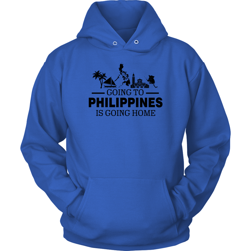GOING TO PHILIPPINES IS GOING HOME