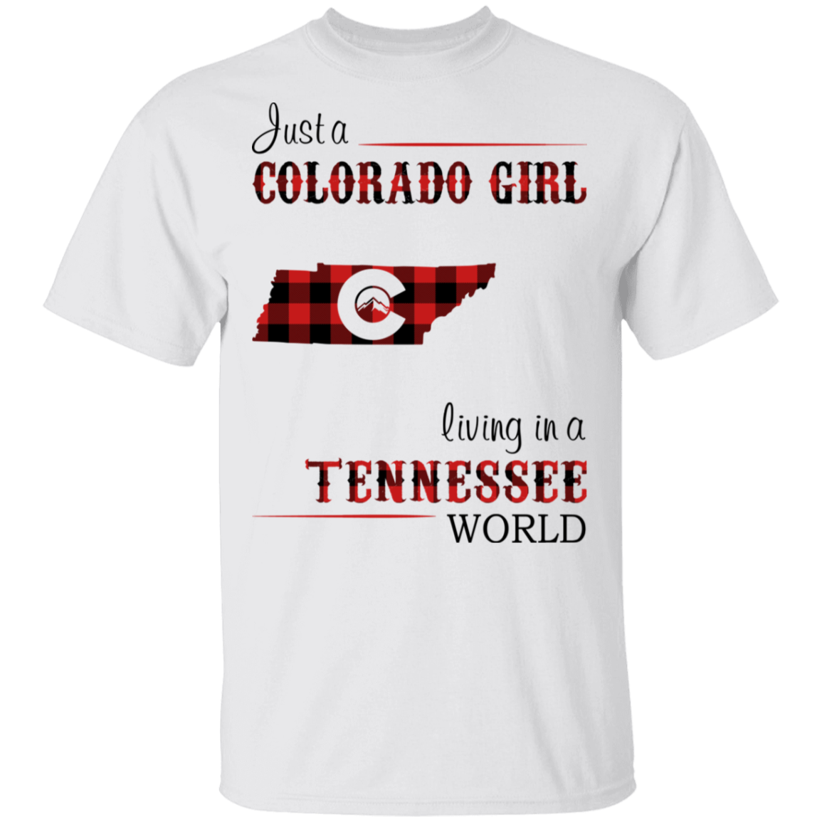 JUST A COLORADO GIRL LIVING IN A TENNESSEE WORLD