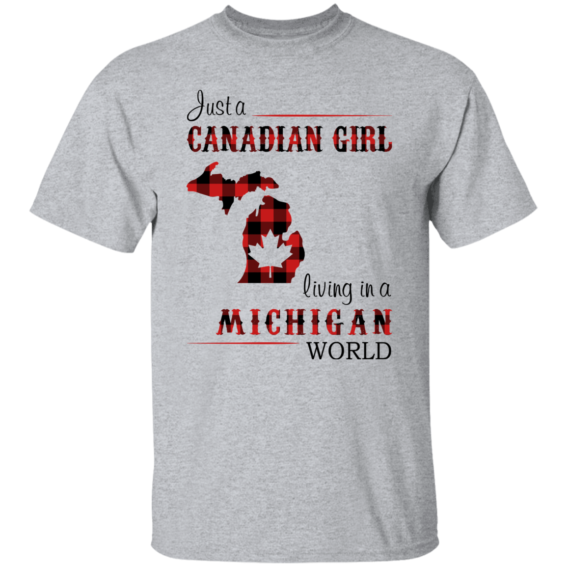 JUST A CANADIAN GIRL LIVING IN A MICHIGAN WORLD