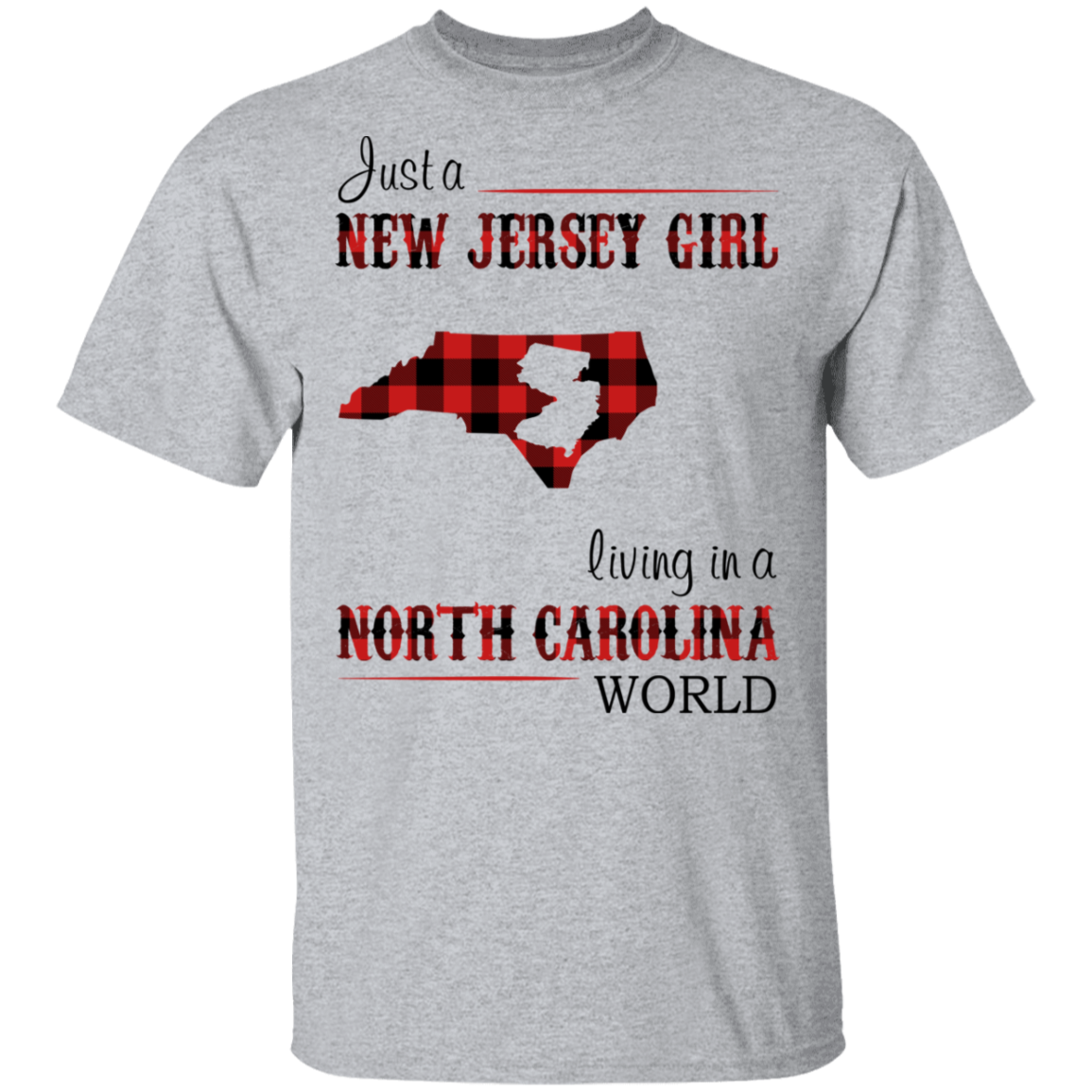 JUST A NEW JERSEY GIRL LIVING IN A NORTH CAROLINA WORLD