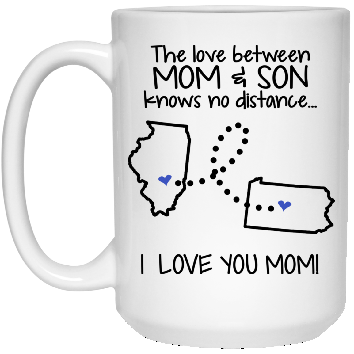 PENNSYLVANIA ILLINOIS THE LOVE BETWEEN MOM AND SON