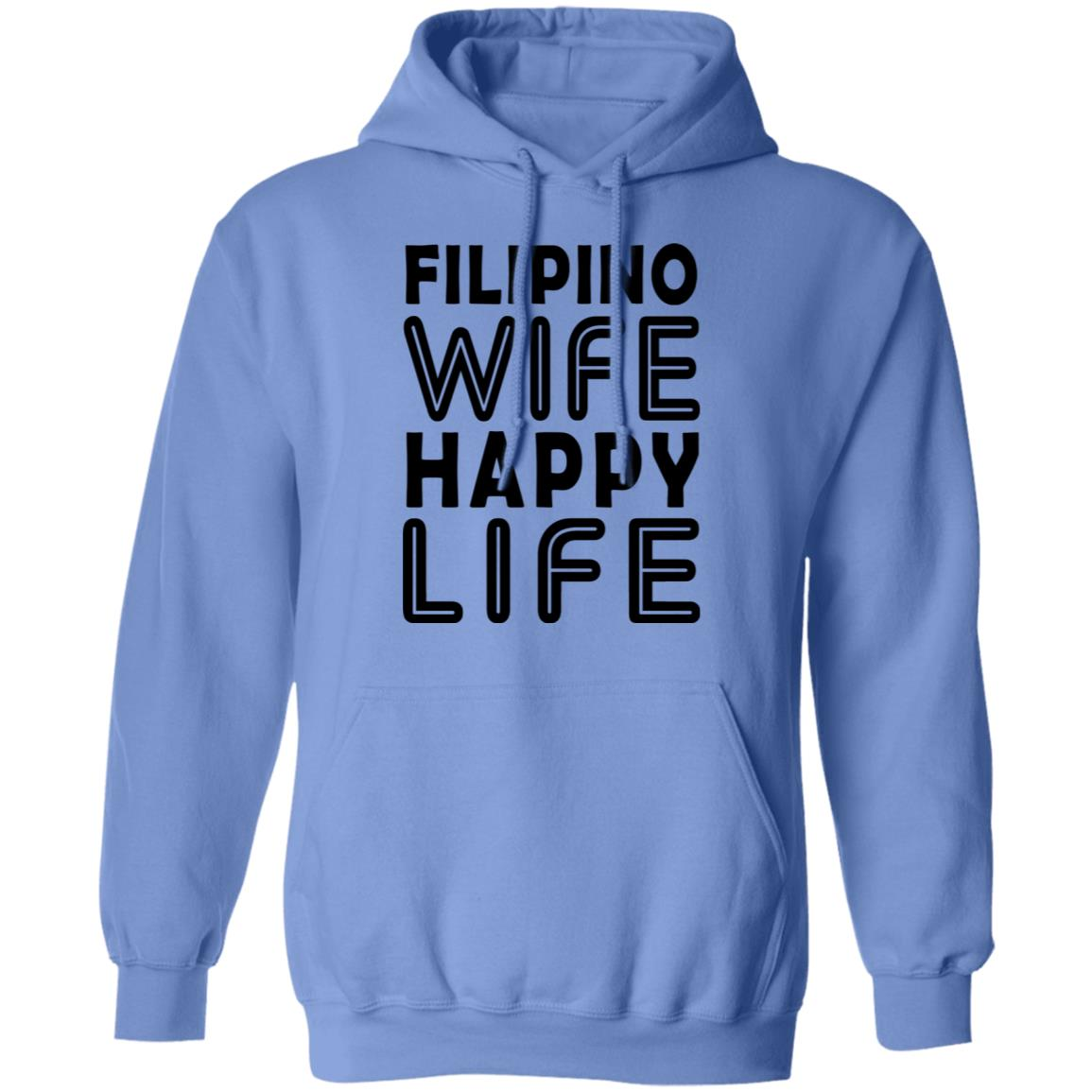 Filipino Wife Happy Life T-Shirt