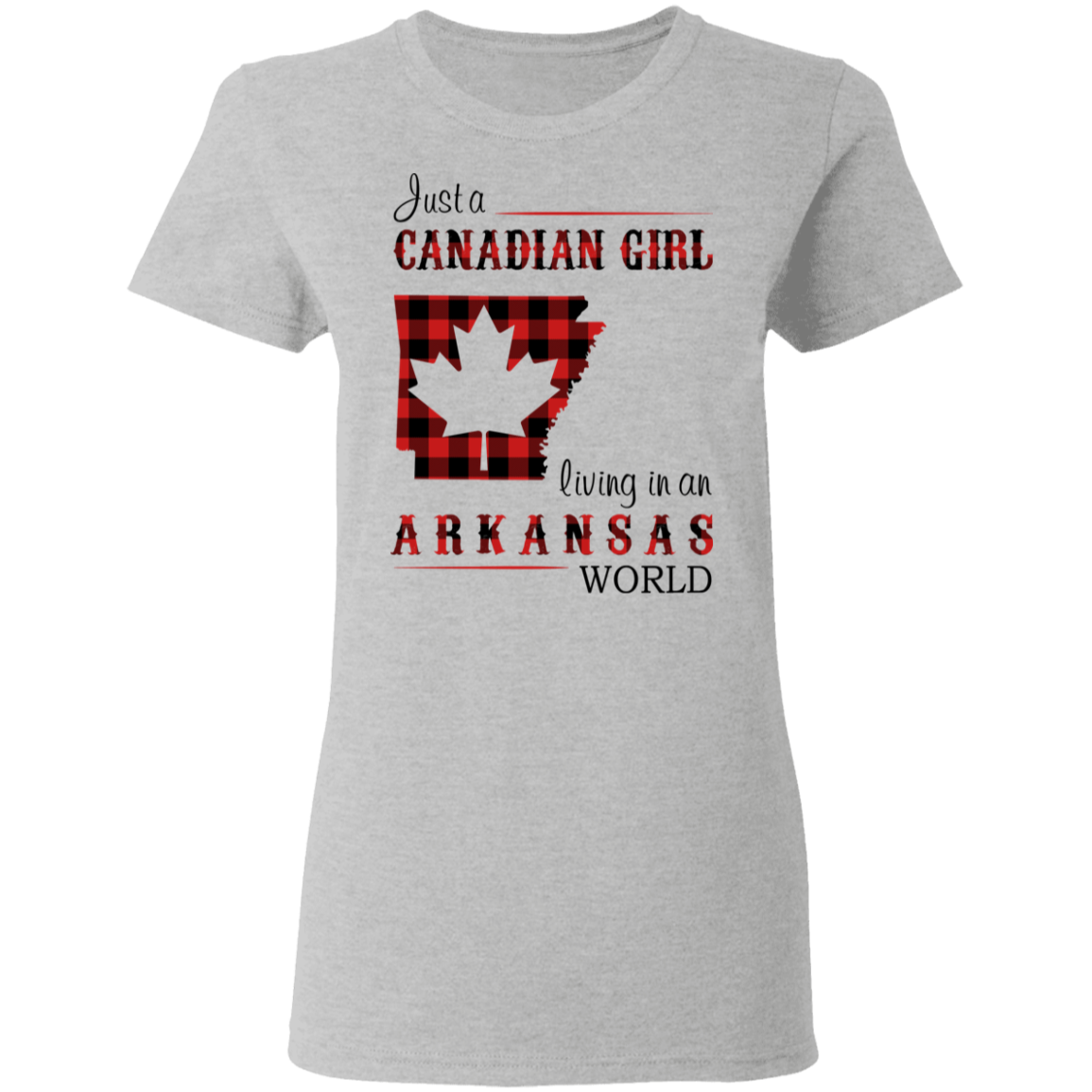JUST A CANADIAN GIRL LIVING IN AN ARKANSAS WORLD
