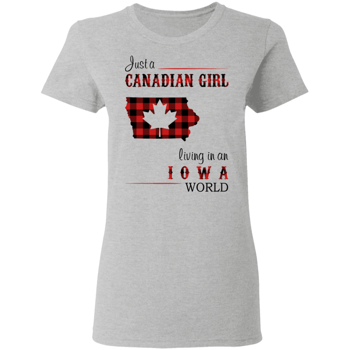 JUST A CANADIAN GIRL LIVING IN AN IOWA WORLD