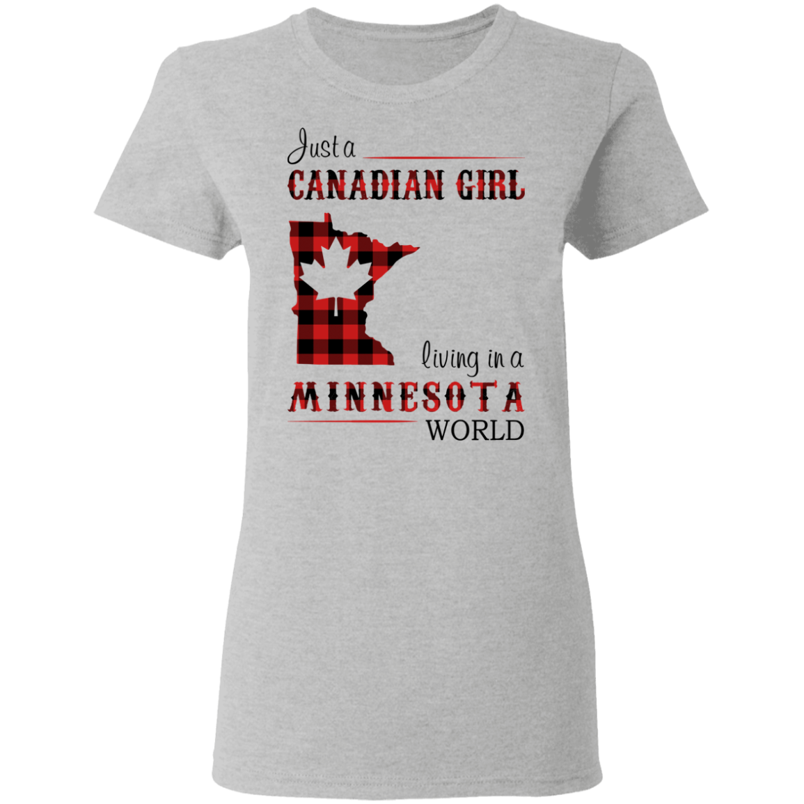 JUST A CANADIAN GIRL LIVING IN A MINNESOTA WORLD