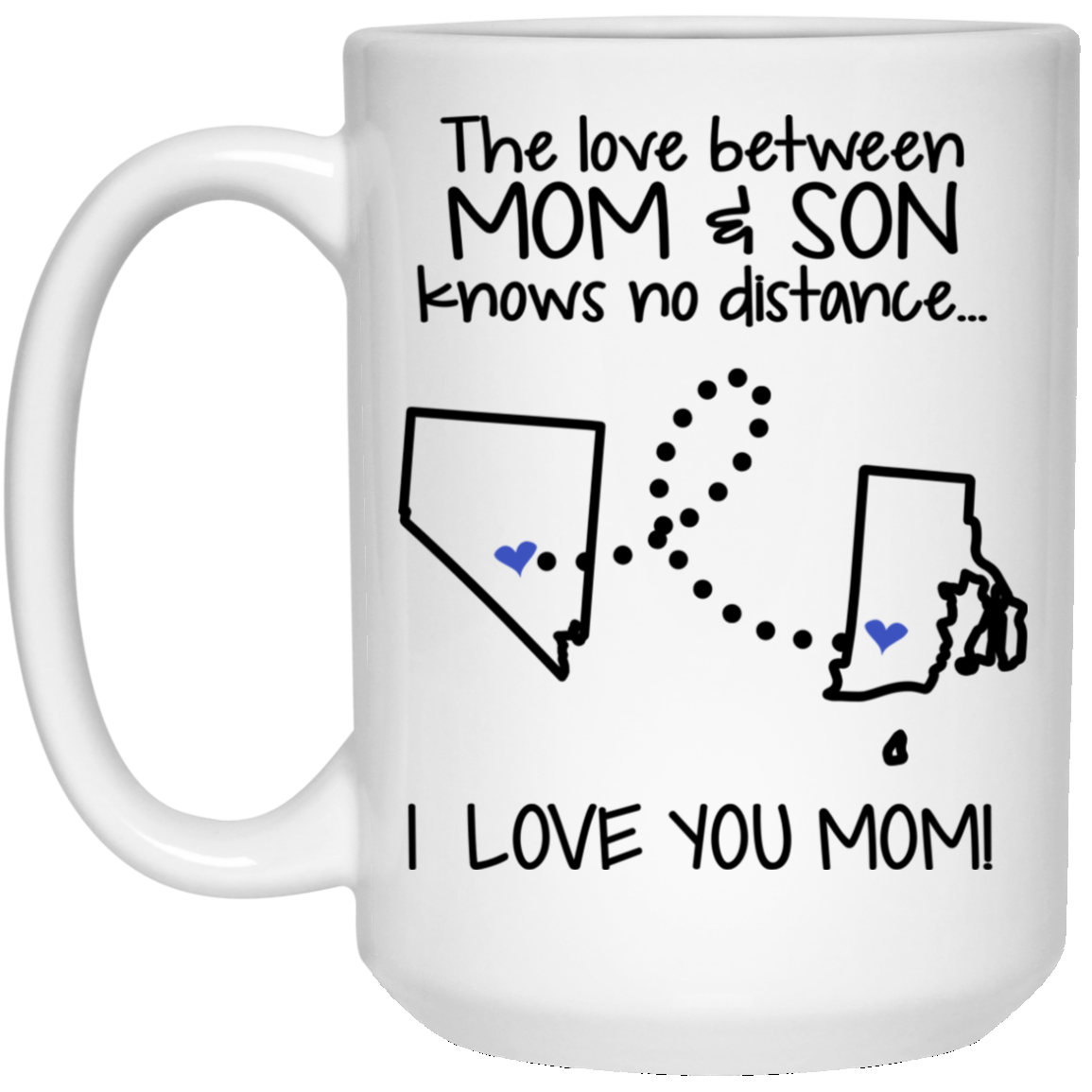 RHODE ISLAND NEVADA THE LOVE BETWEEN MOM AND SON