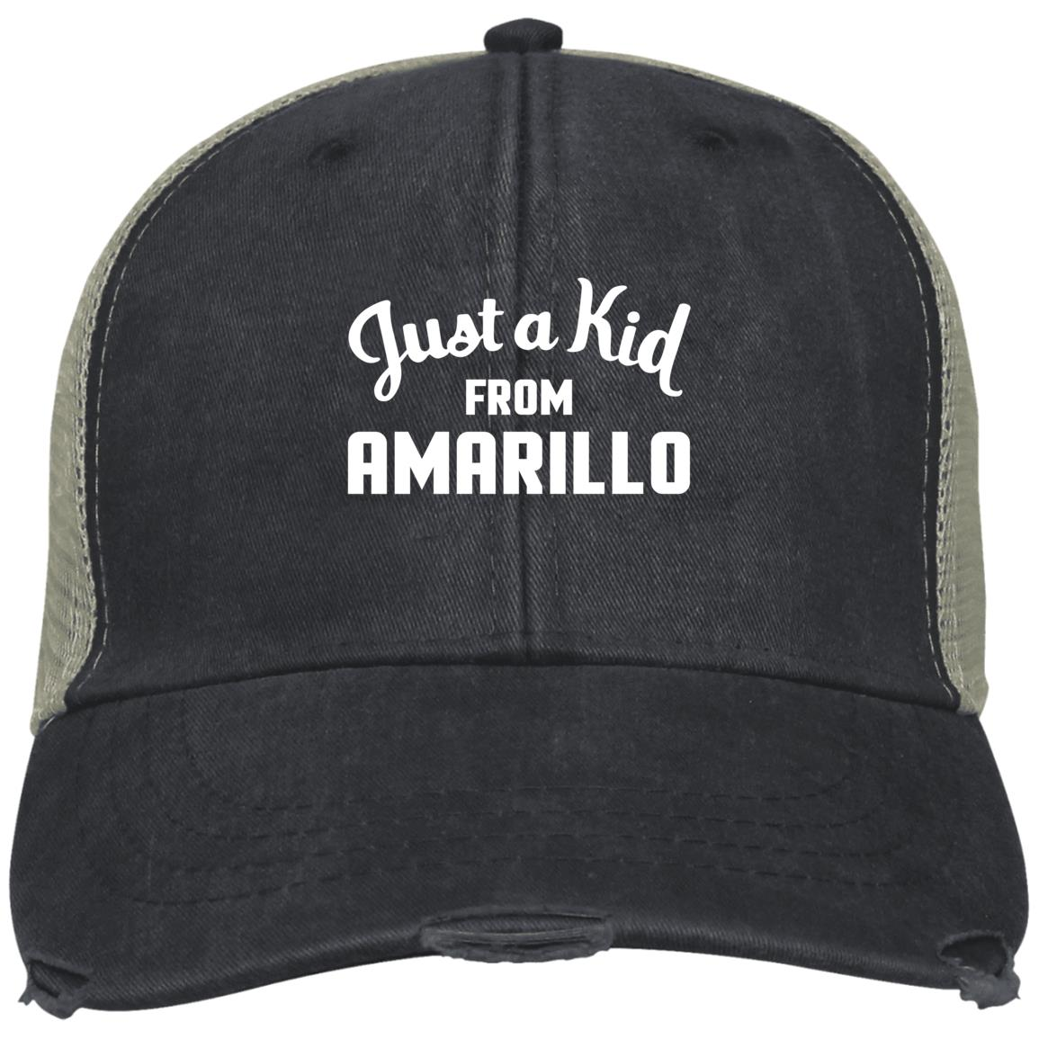 Just A Kid From Amarillo Hat