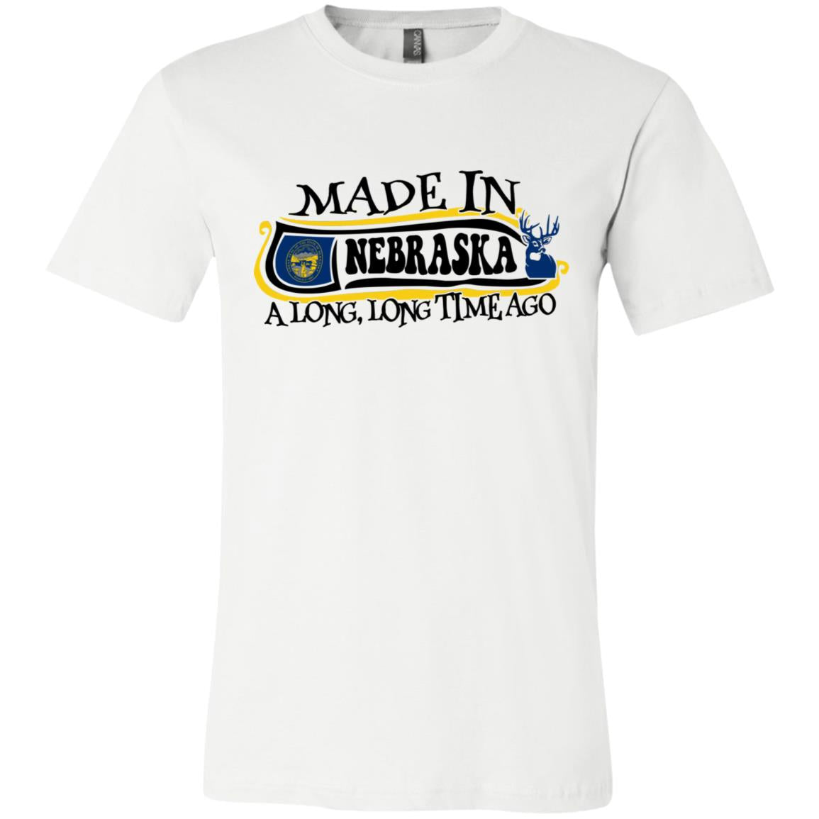 Made In Nebraska A Long Time Ago T-Shirt