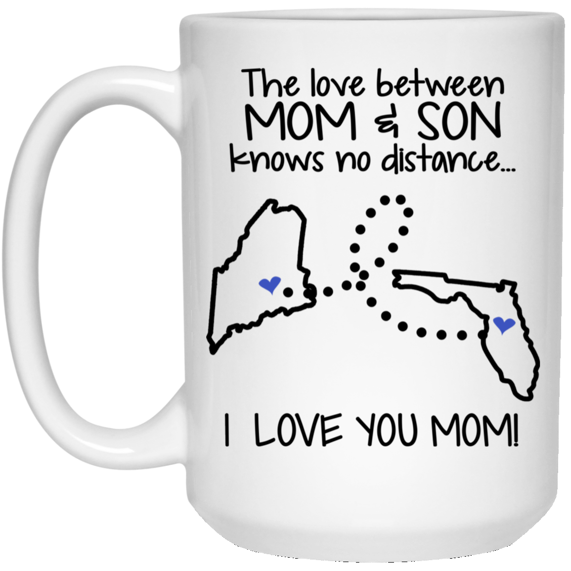 FLORIDA MAINE THE LOVE BETWEEN MOM AND SON