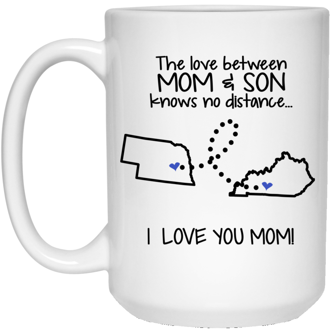 KENTUCKY NEBRASKA THE LOVE BETWEEN MOM AND SON