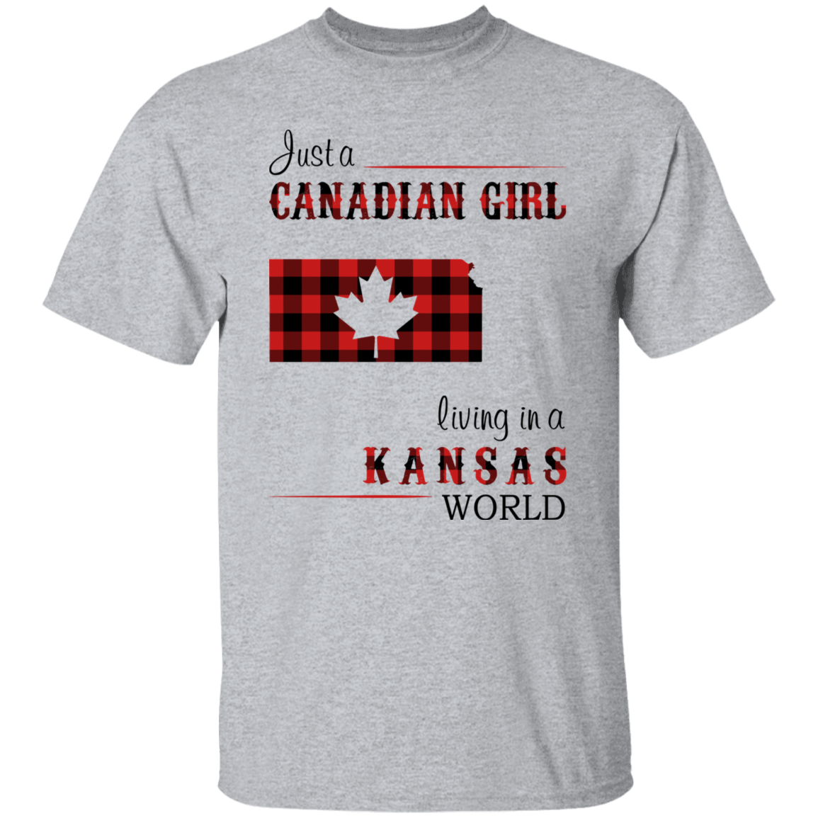 JUST A CANADIAN GIRL LIVING IN A KANSAS WORLD