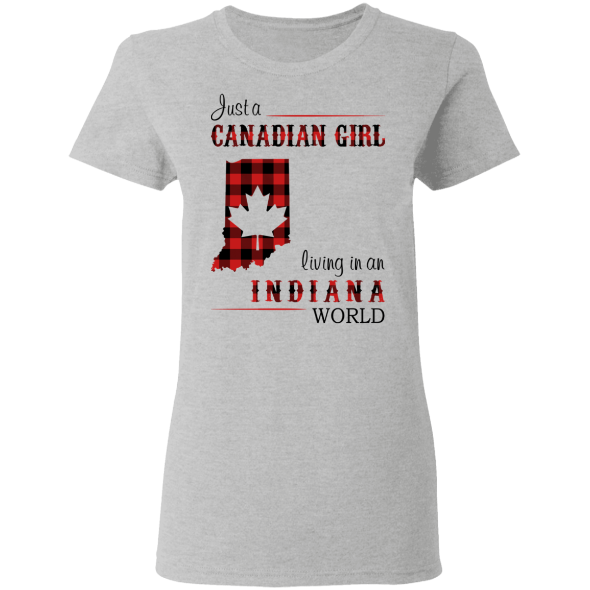 JUST A CANADIAN GIRL LIVING IN AN INDIANA WORLD