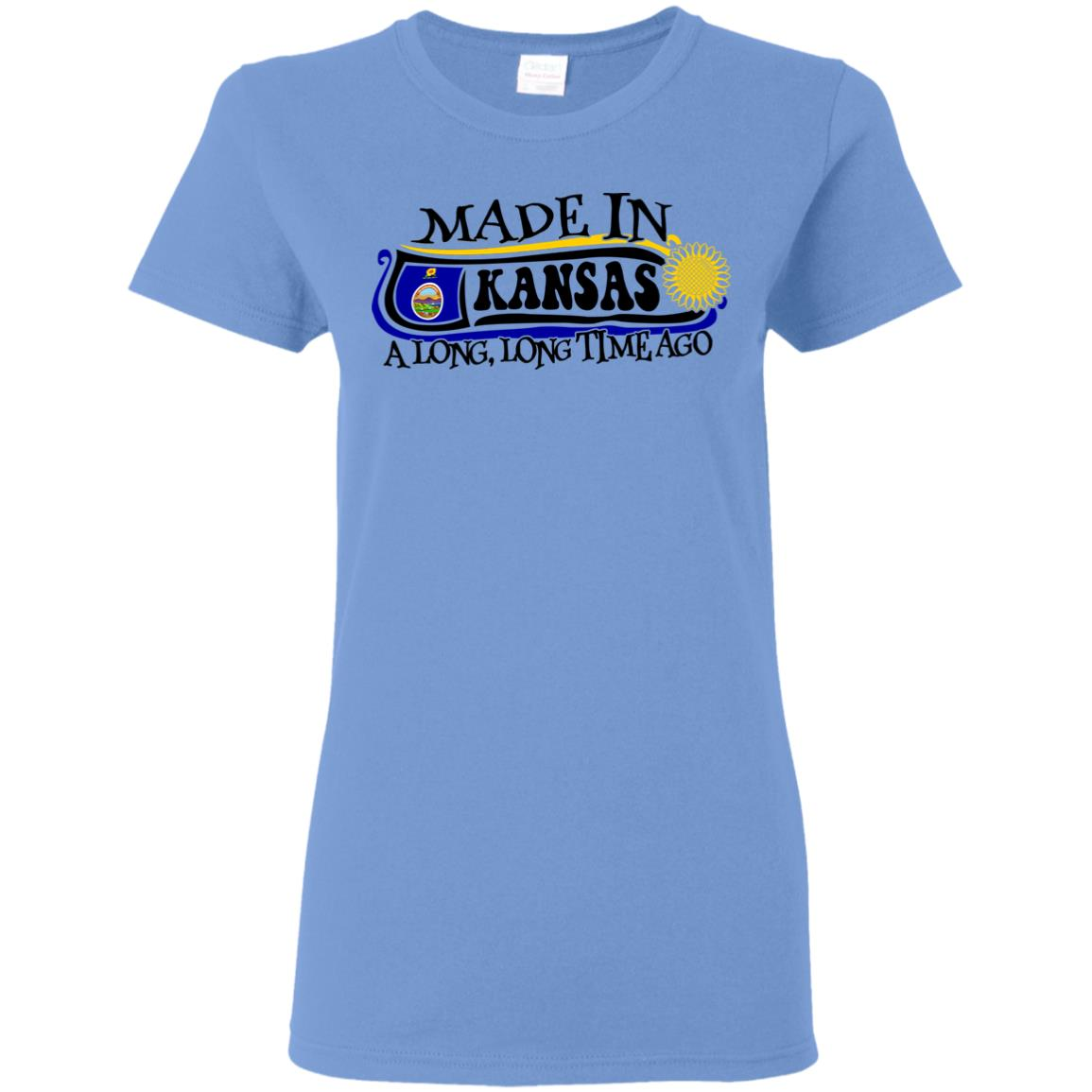 Made In Kansas A Long Long Time Ago T-Shirt