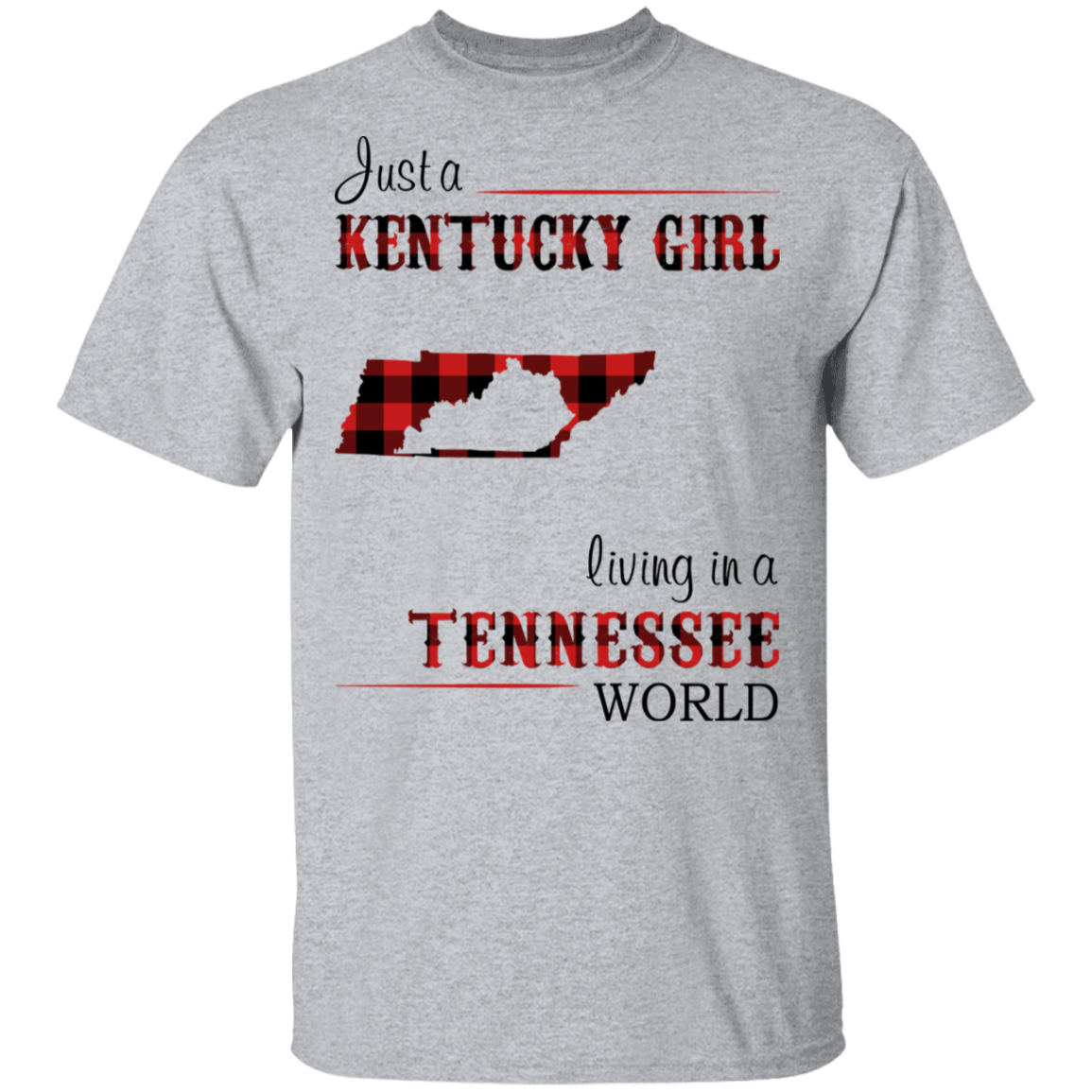 JUST A KENTUCKY GIRL LIVING IN A TENNESSEE WORLD