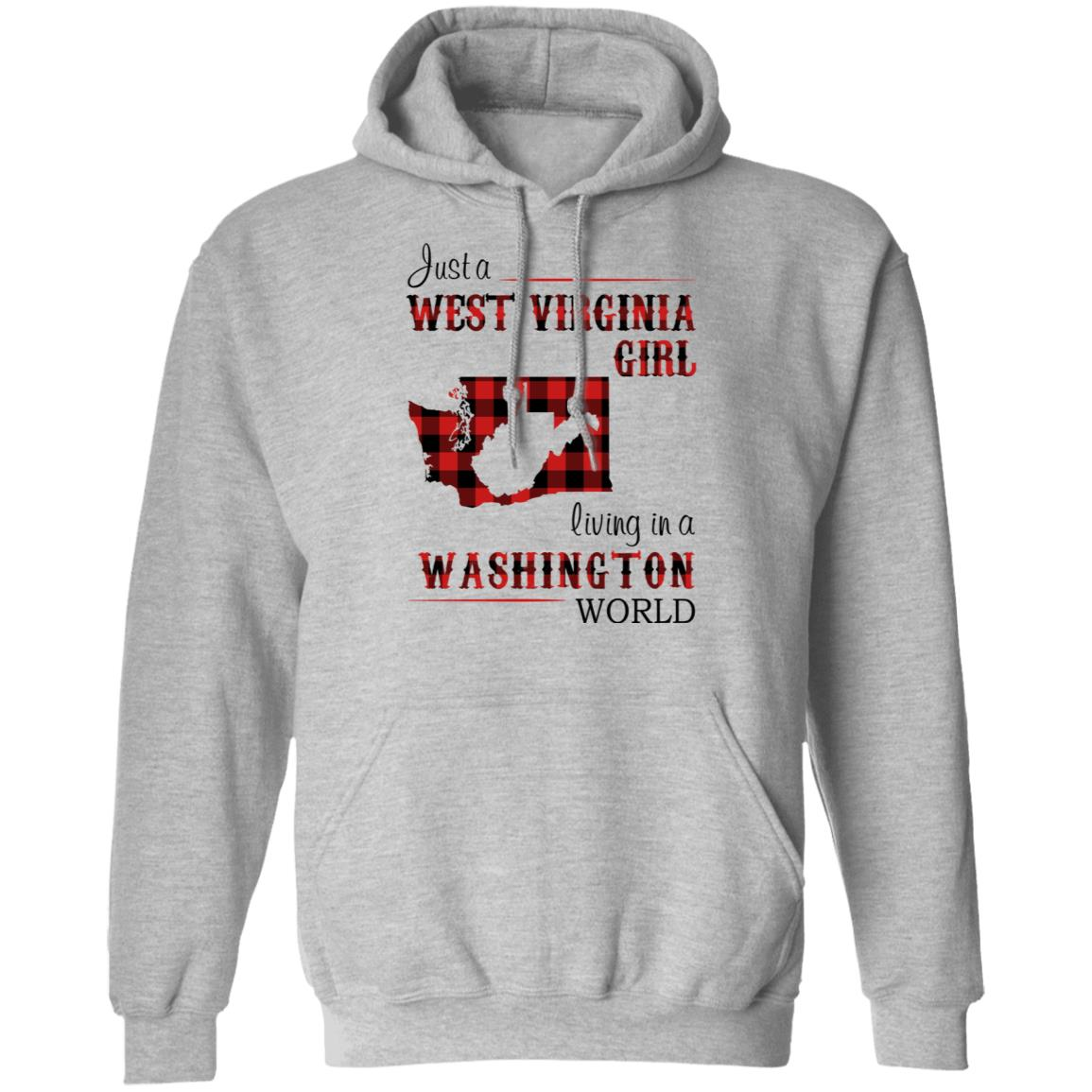 JUST A WEST VIRGINIA GIRL IN A WASHINGTON WORLD