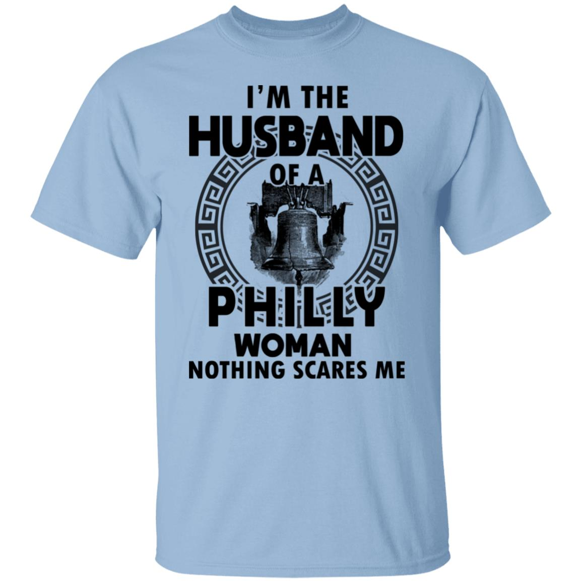 I'M THE HUSBAND OF A PHILLY WOMAN