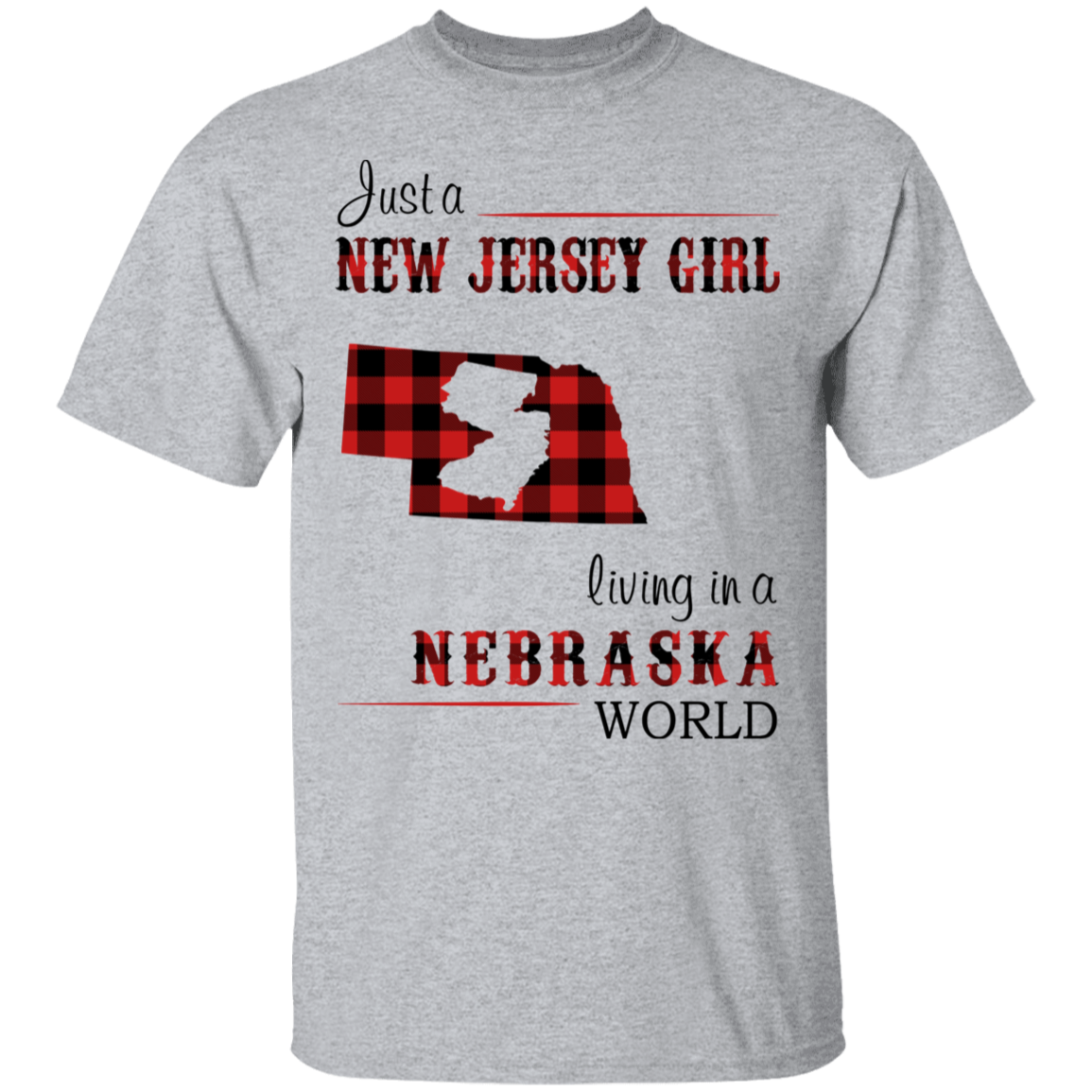 JUST A NEW JERSEY GIRL LIVING IN A NEBRASKA WORLD