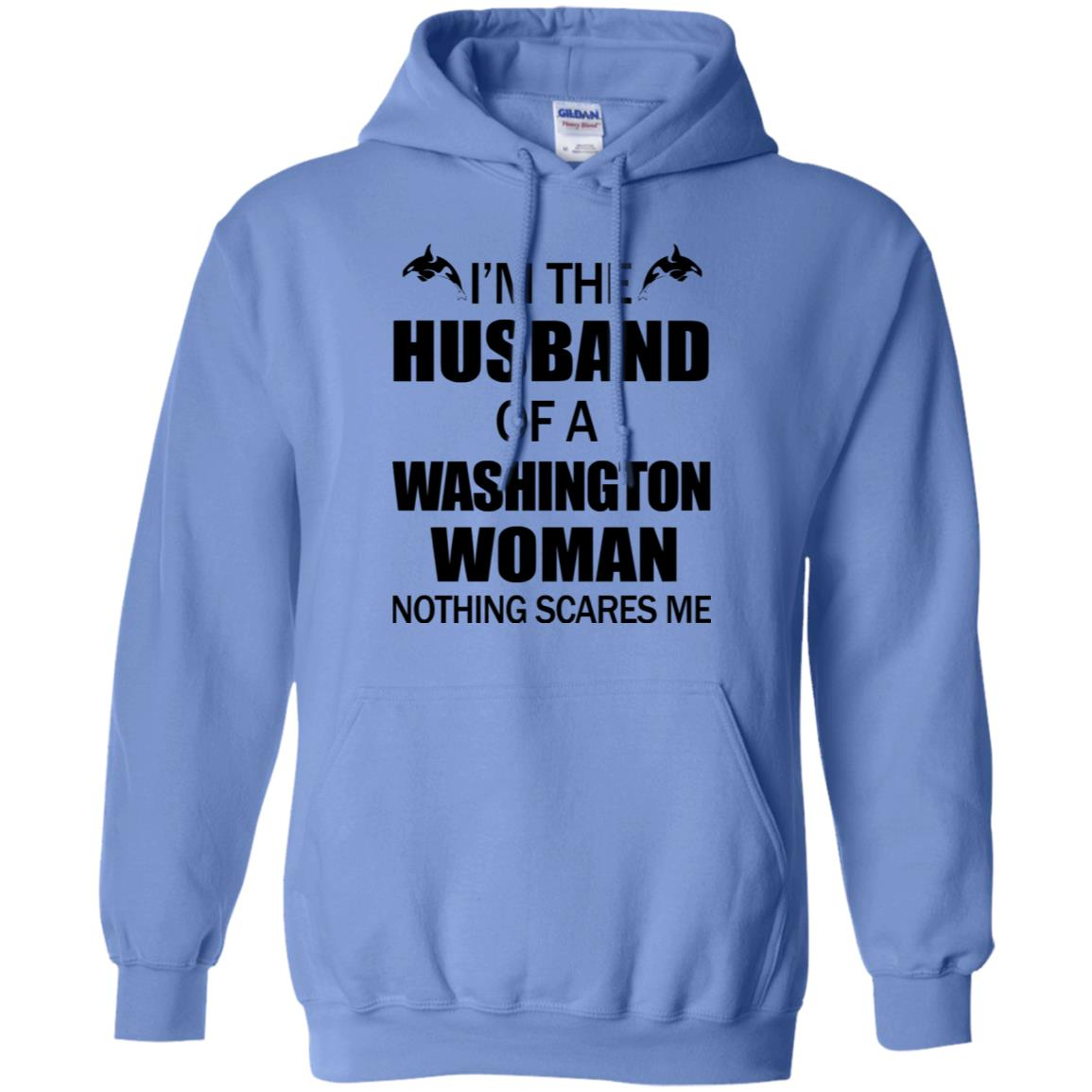 I'm The Husband Of A Washington Woman T-Shirt