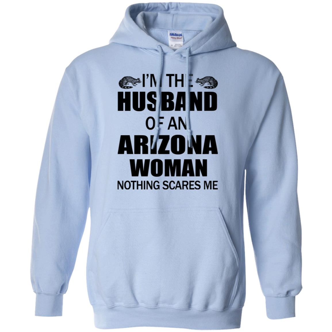 I'm The Husband Of An Arizona Woman T-Shirt