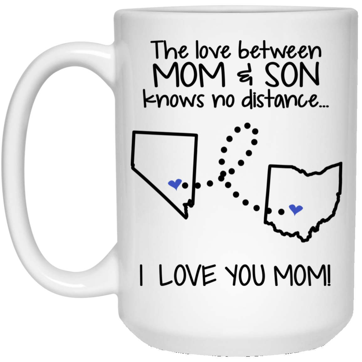 OHIO NEVADA THE LOVE BETWEEN MOM AND SON