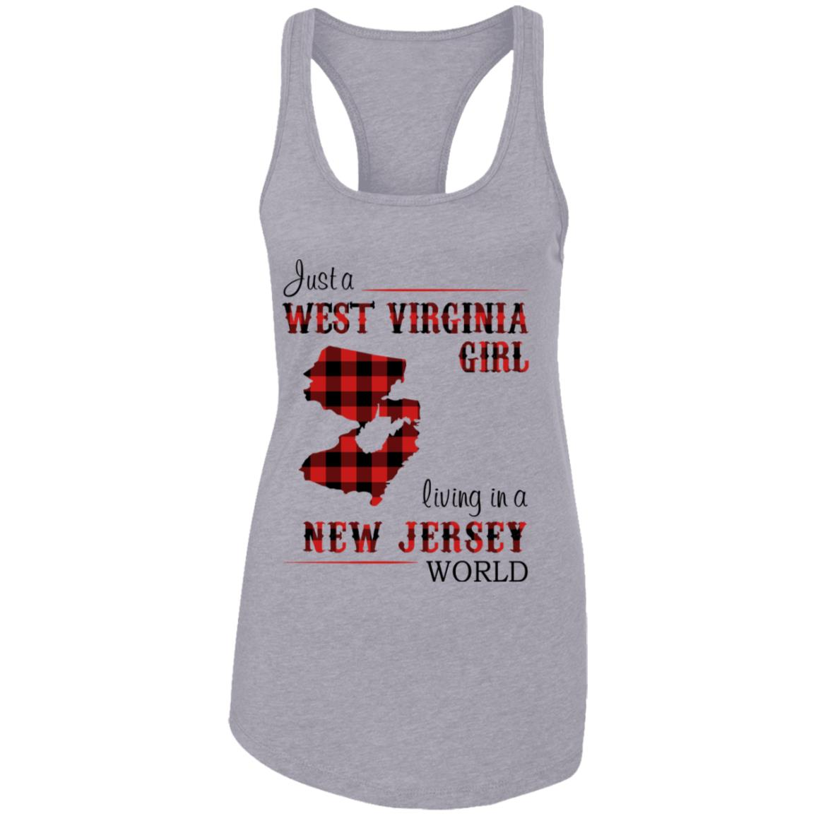 JUST A WEST VIRGINIA GIRL LIVING IN A NEW JERSEY WORLD