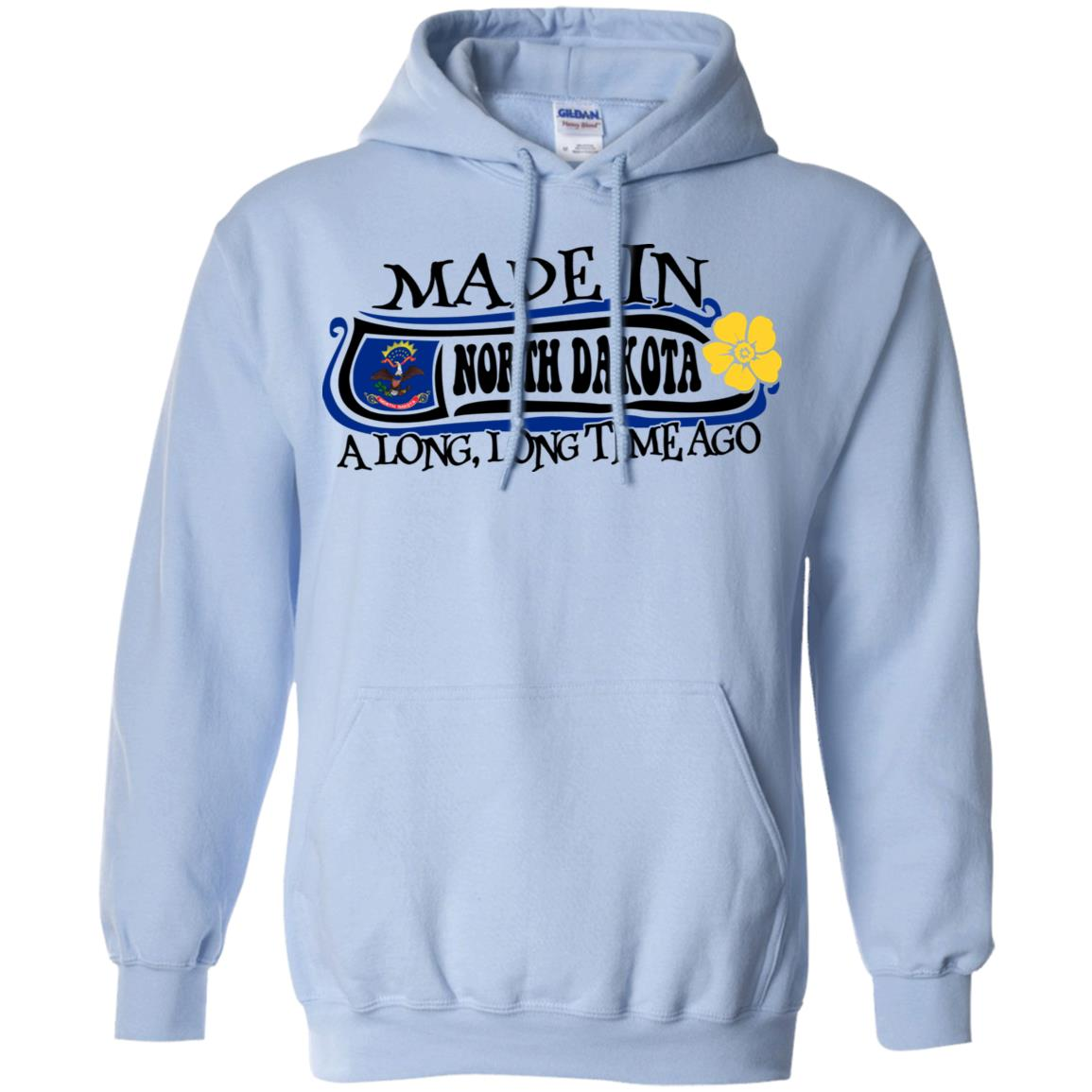 Made In North Dakota A Long Time Ago T-Shirt