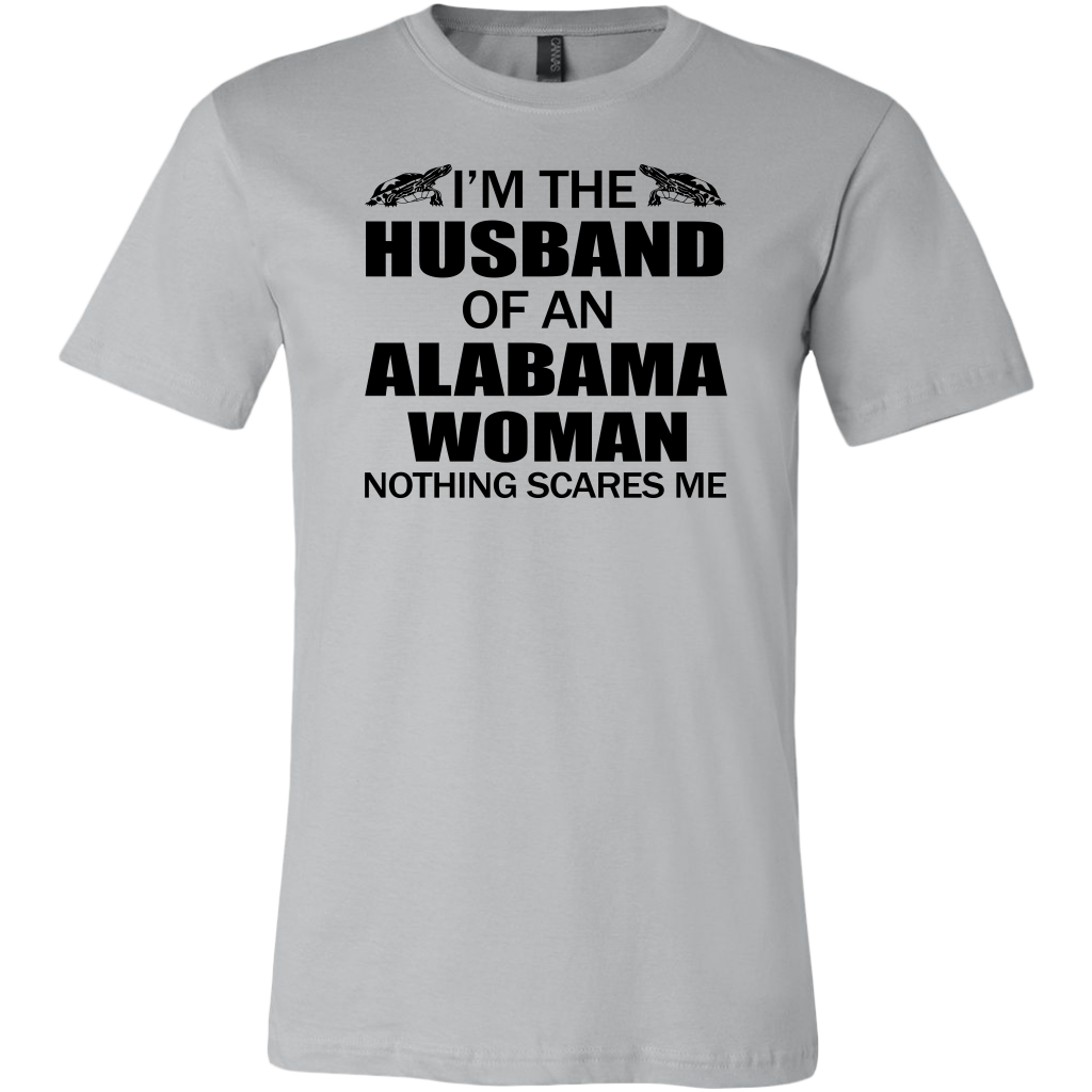 I'M THE HUSBAND OF AN ALABAMA WOMAN