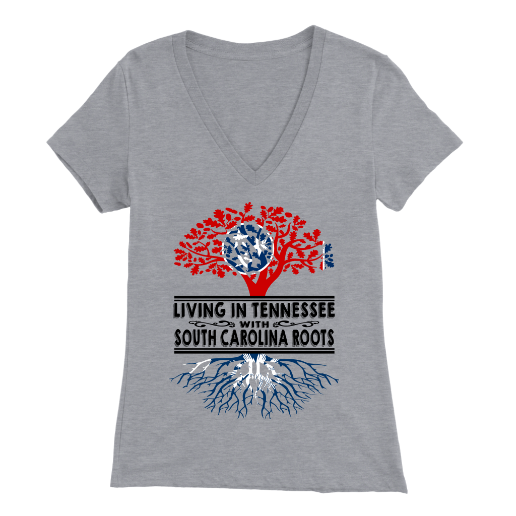 LIVING IN TENNESSEE WITH SOUTH CAROLINA ROOTS