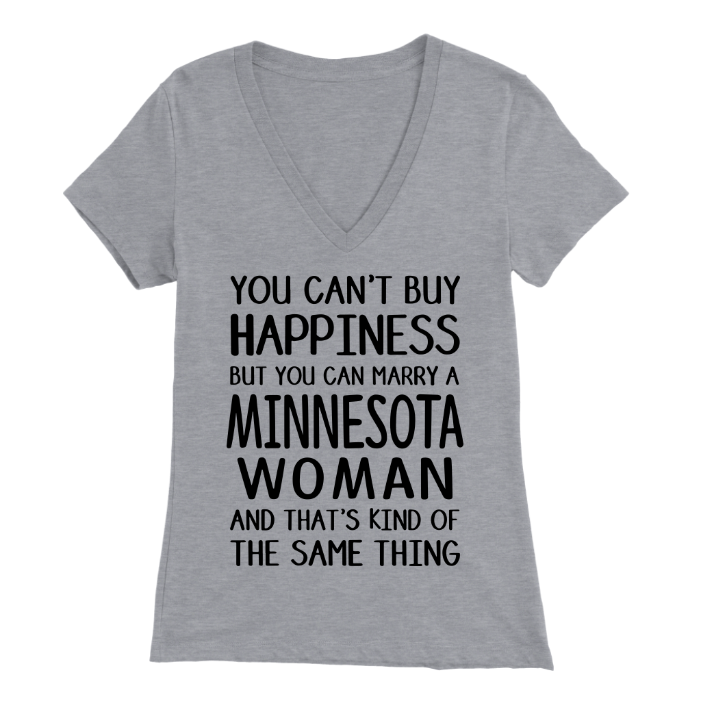 YOU CAN MARRY A MINNESOTA WOMAN