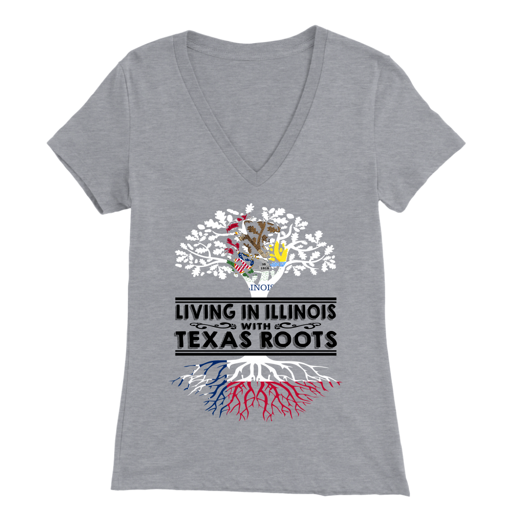 LIVING IN ILLINOIS WITH TEXAS ROOTS