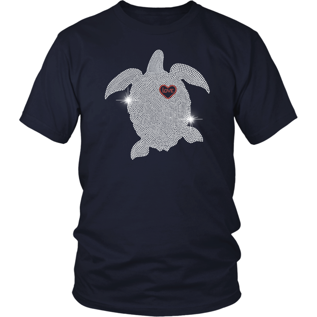 Sea Turtle Love T-shirt