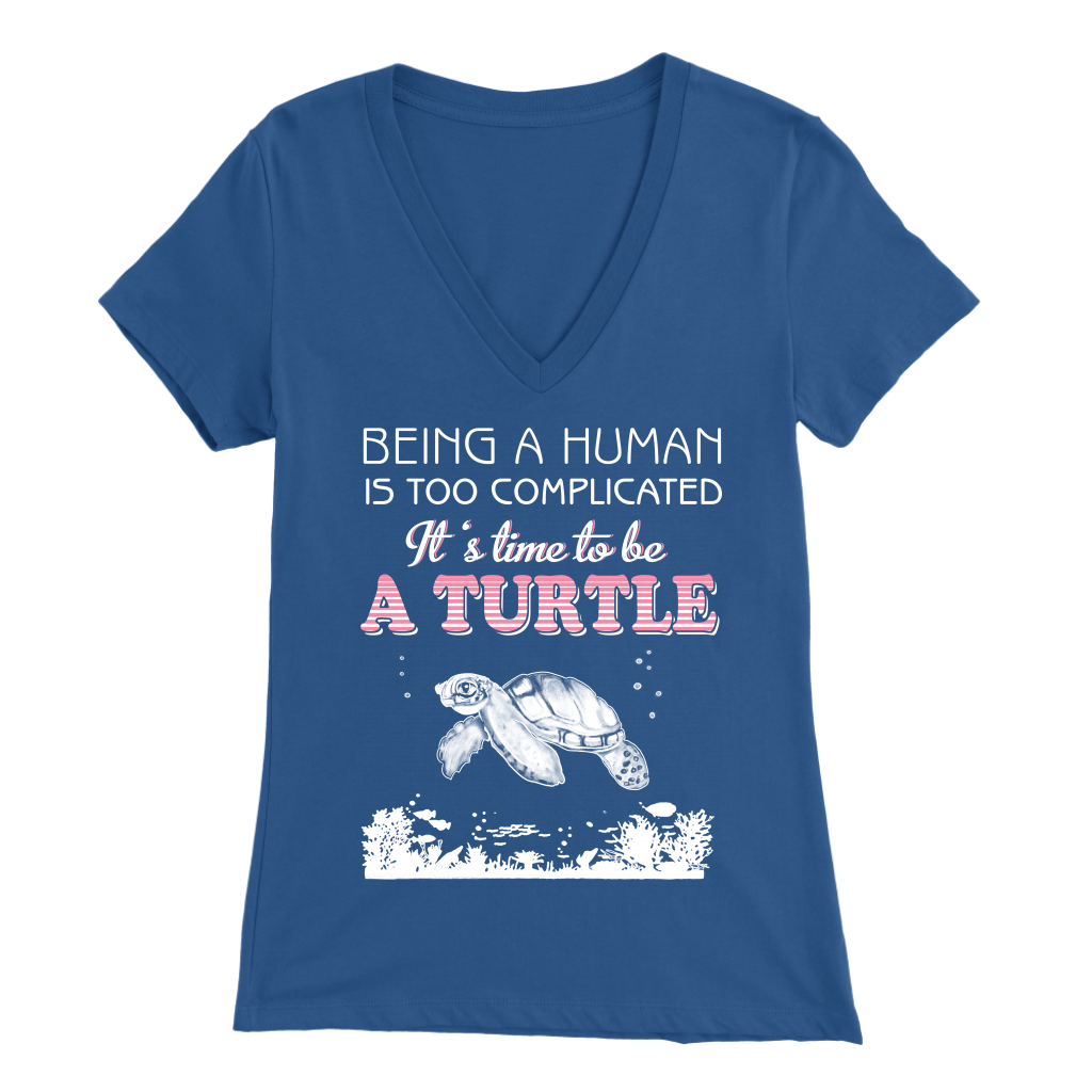 It's Time To Be A Turtle T-Shirt