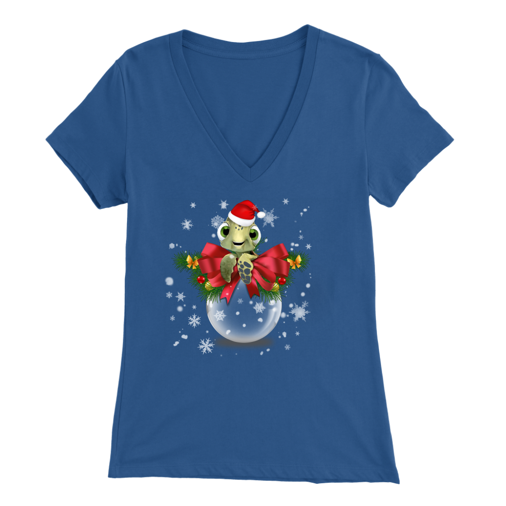 Turtle Glass Ball T-shirt