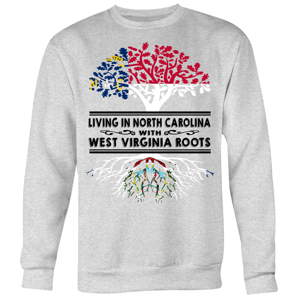 LIVING IN NORTH CAROLINA WITH WEST VIRGINIA ROOTS