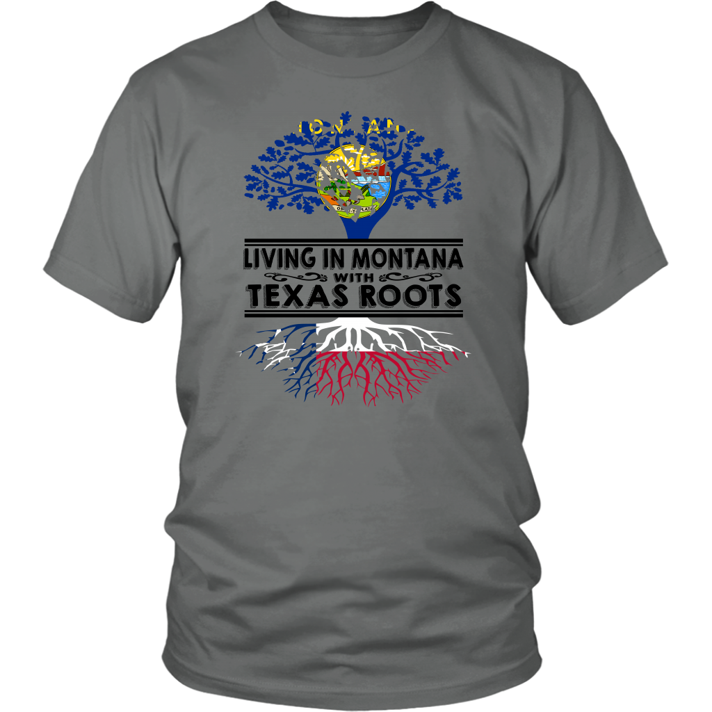 LIVING IN MONTANA WITH TEXAS ROOTS