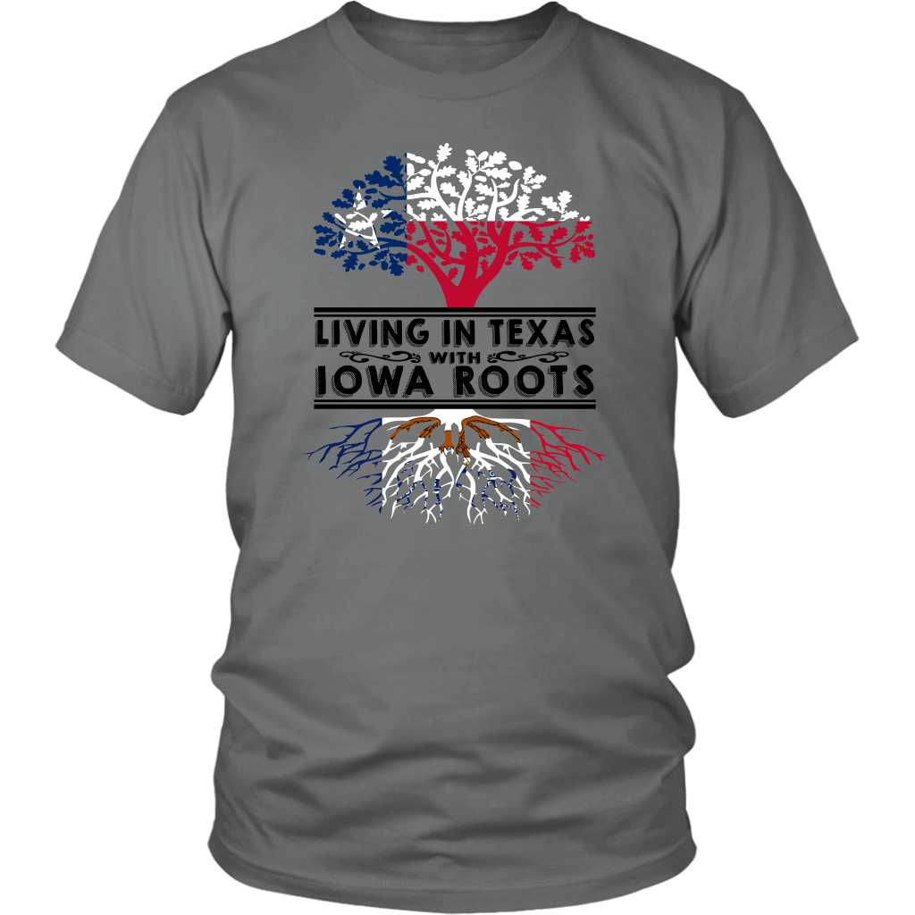 LIVING IN TEXAS WITH IOWA ROOTS
