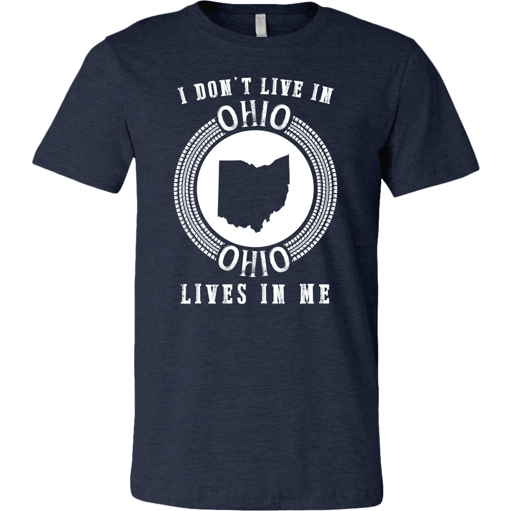 I DON'T LIVE IN OHIO BUT OHIO LIVES IN ME