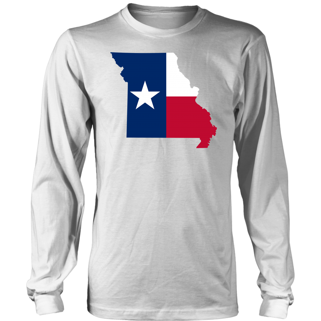 Texas In Missouri State T- Shirt