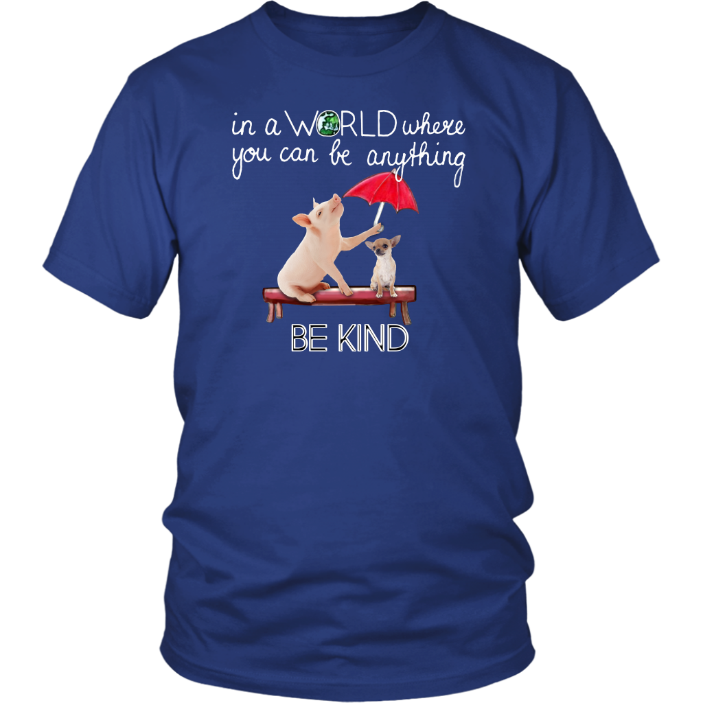 Best Couple Pig And Chihuahua T-Shirt