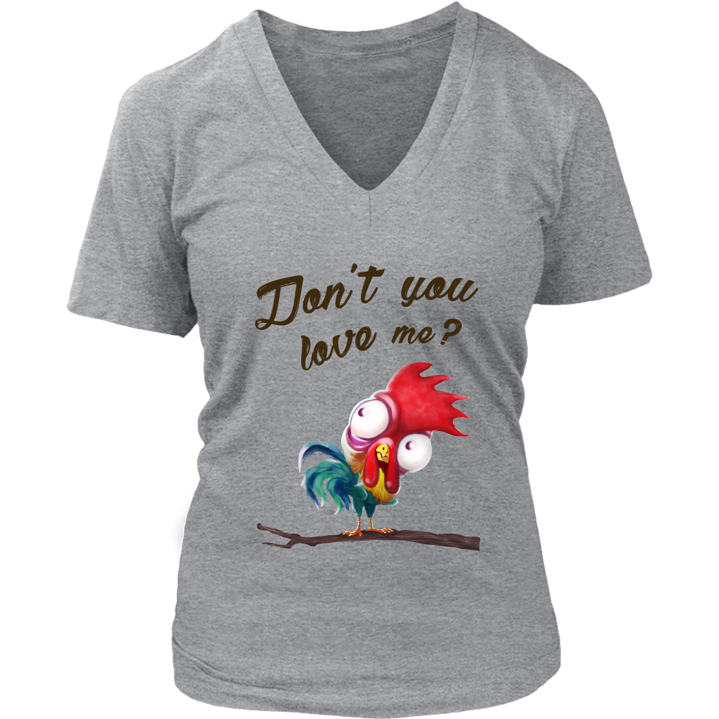 Chicken Don't You Love Me Hoodie