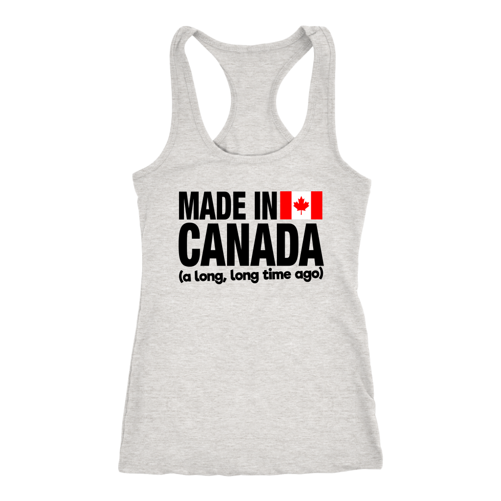 Made In Canada A Long Long Time Ago T-Shirt