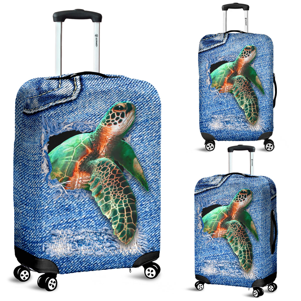 TURTLE LUGGAGE COVER