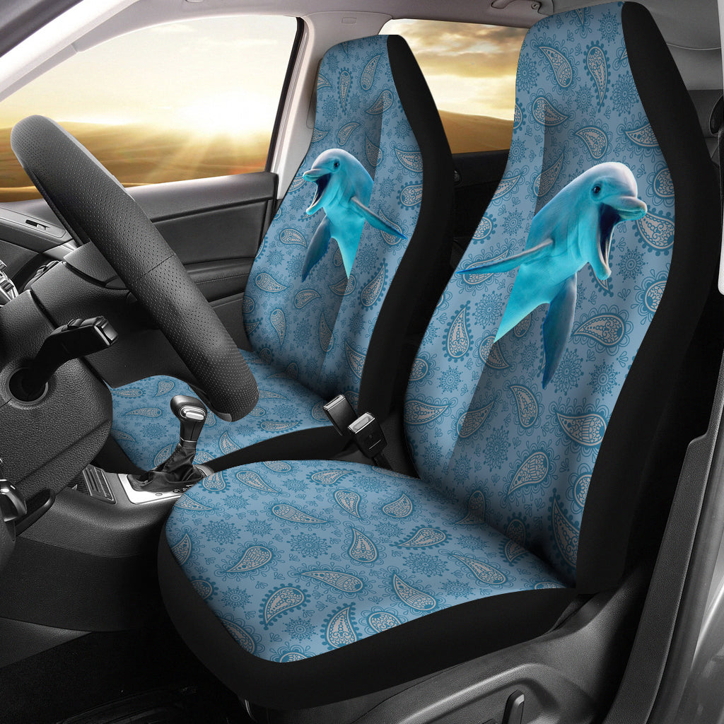 DOLPHIN CAR SEAT COVERS -  Teezalo LLC