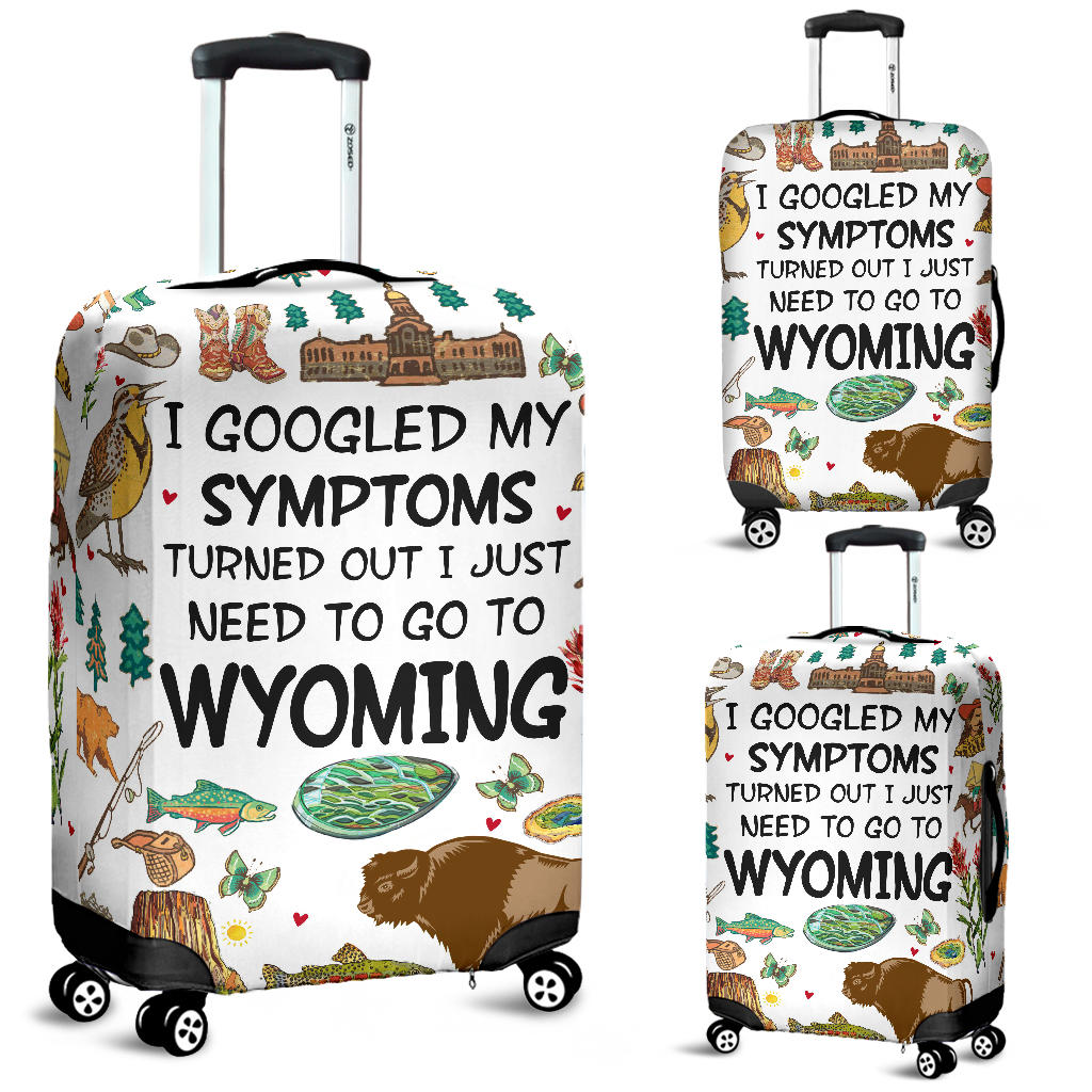 I GOOGLED MY SYMPTOMS TURNED OUT I JUST NEED TO GO TO WYOMING