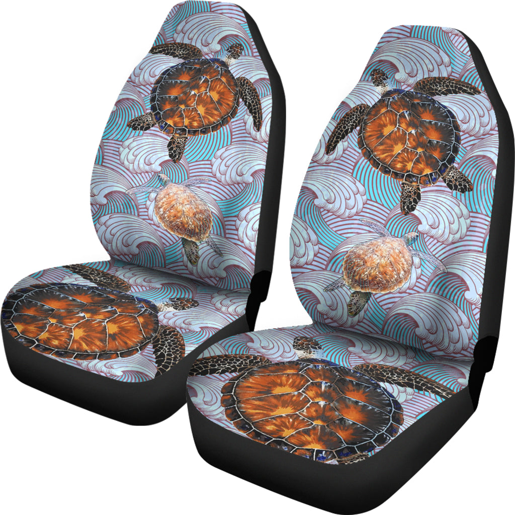 TURTLE CAR SEAT COVERS
