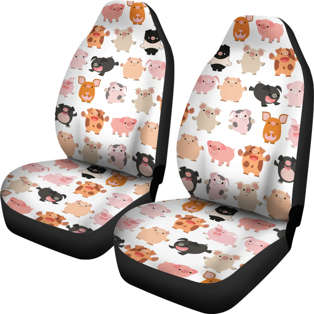 Many Pigs Car Seat Covers -  Teezalo LLC
