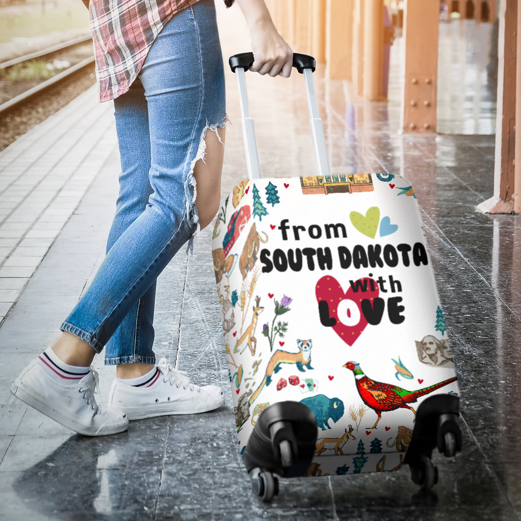 FROM SOUTH DAKOTA WITH LOVE